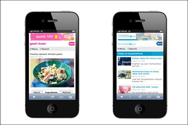 IPC; strikes debut bulk ad deal with P&G on its mobile-optimised websites