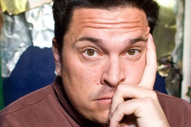 Dom Joly: ITV show to be sponsored by Aquafresh