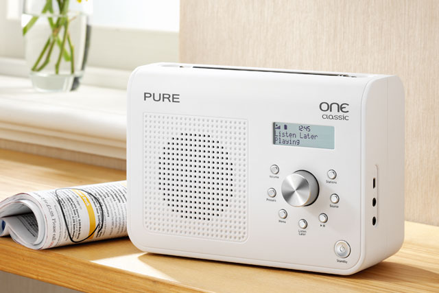 Digital radio: hits its highest level to date