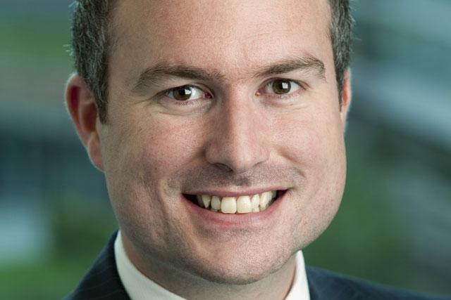 Nik Dewar: heading mobile ad sales at Microsoft
