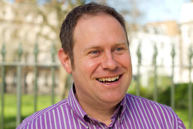 Giles Ivey: appointed MD at Say Media