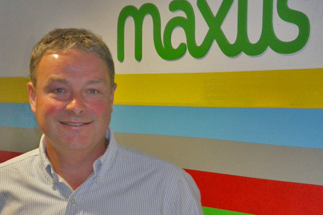 Alan Hodge: global trading director at Maxus