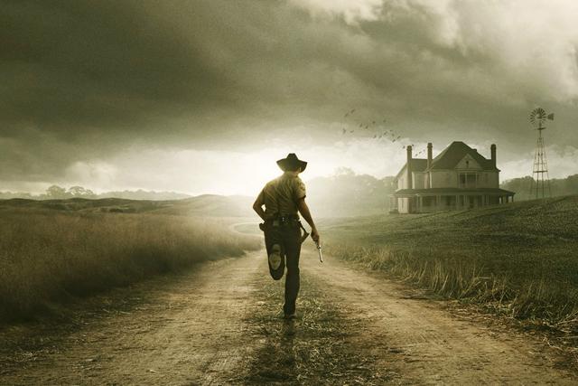 The Walking Dead on 5: sponsored by Capcom game Resident Evil 6