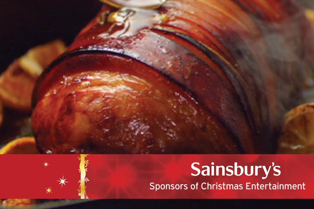 Sainsbury's: sponsors Christmas programming on UKTV