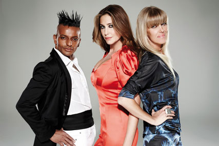 Hit Living show Britain's Next Top Model