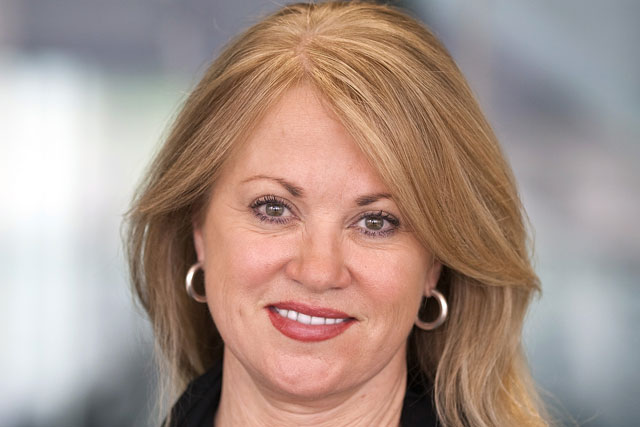 Laurie Benson: to launch advisory company in May