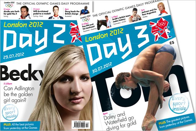 Haymarket: Olympics series picks up PPA award
