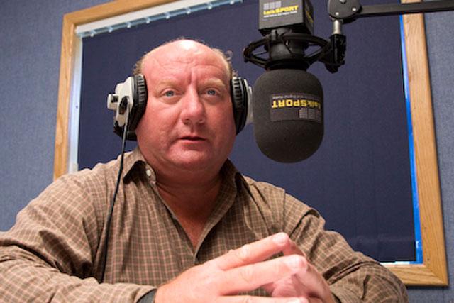 Alan Brazil: Ford renews sponsorship of his breakfast show on TalkSport