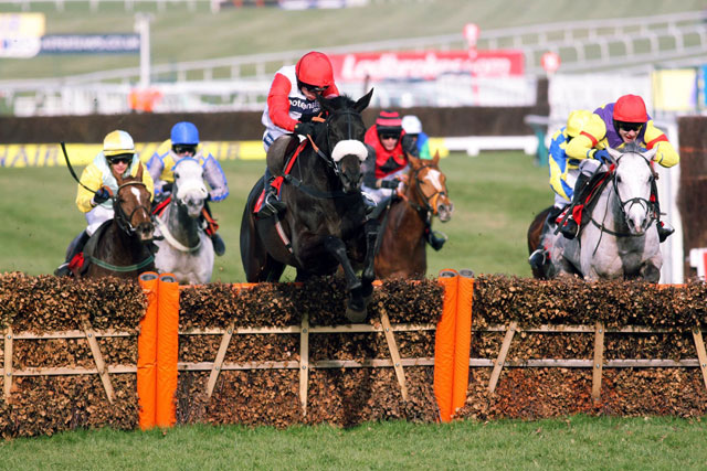Channel 4: exclusive television coverage of horseracing in 2013