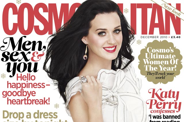 Cosmopolitan: 88% annual increase in online page impressions