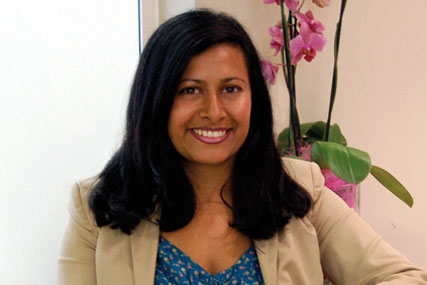Yoko De Souza, business development director, Titan Outdoor