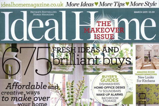 IPC: publisher's successful Ideal Home title to be joined by new launch