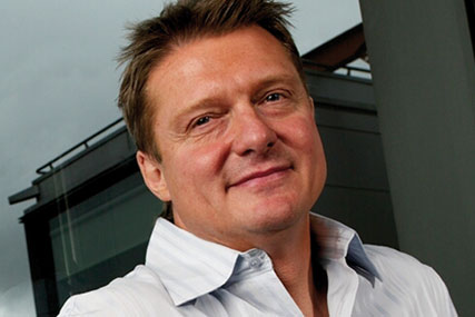 Andy Barnes, Channel 4 sales director