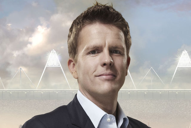 Jake Humphrey: BT sports channel presenter