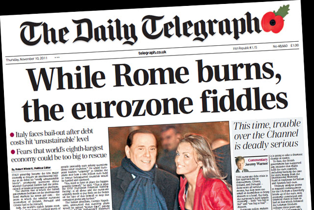 The Daily Telegraph mirrors Guardian with 20p price rise Daily Telegraph