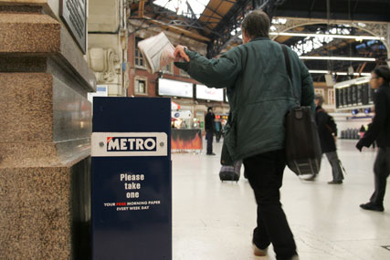 Metro could face competition