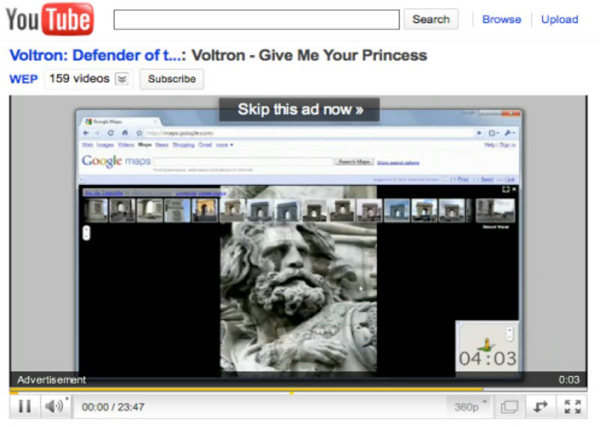 TrueView : a new family of ad formats for YouTube