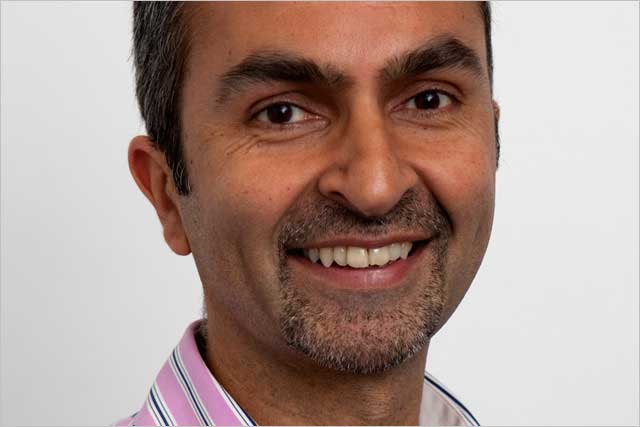 Dipesh Morjaria: business director for multimedia at Guardian News & Media