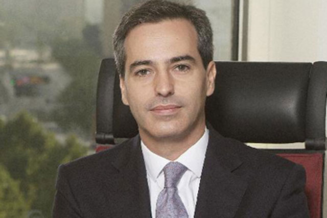 Antonio Alonso: chief executive of CBS Outdoor International