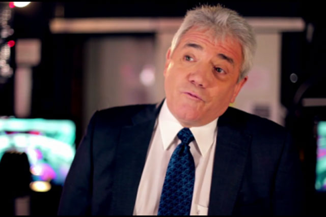 Kevin Keegan: former England footballer stars in ESPN's we speak your sport ad