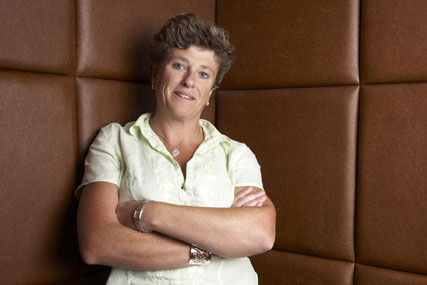 Jane Ratcliffe, cheif executive MediaCom