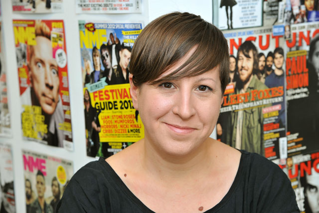 Ellie Miles: appointed senior marketing and events manager for NME and Uncut