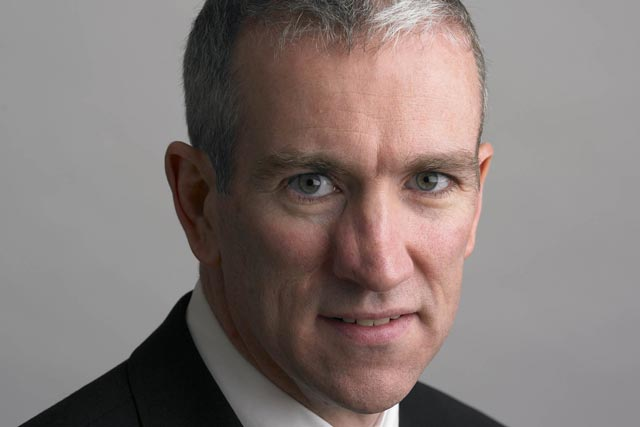 Mike Darcey: chief operating officer at Sky