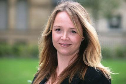 Ruth Spratt, who replaced Mark Rix as managing director of MEN Media in September