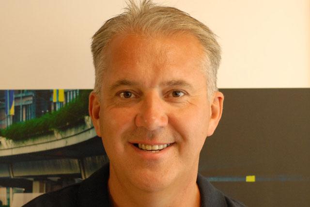 David Crawley: director of Talon Scotland