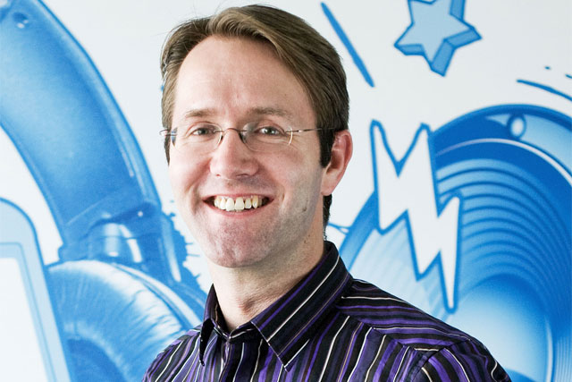 Andrew Fisher: chief executive, Shazam