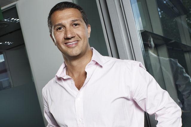 Errol Baran: joins Clear Channel