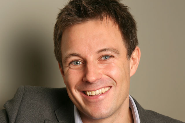 Stephen Haines: UK commercial director at Facebook