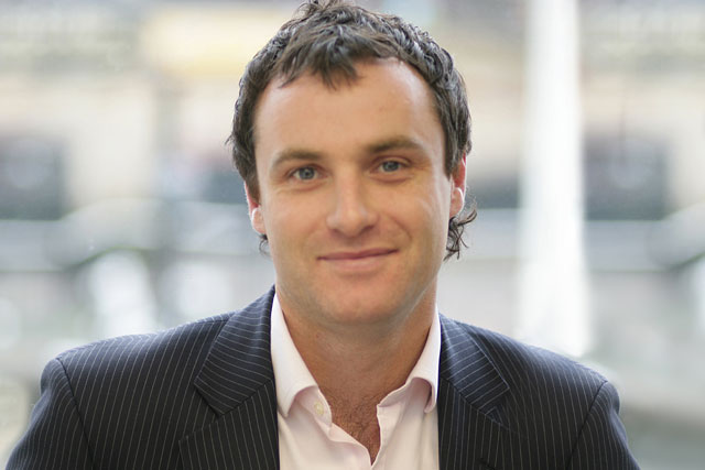 Chris Forrester: European managing director of sales and marketing at Amscreen