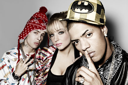N-Dubz: TV series to be sponsored by Adidas Originals