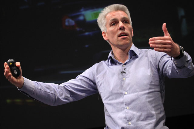 Dan Cobley, Google UK MD: taken the search giant to second straight $1bn plus quarter