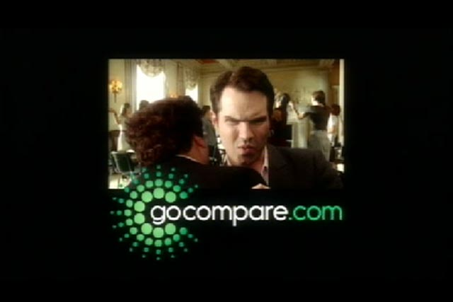 Jimmy Carr: interacted with ads on Channel 4 last year