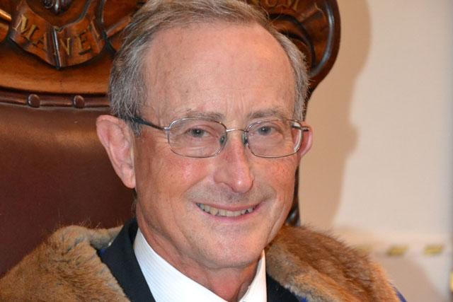 Ian Locks: becomes Master of The Stationers' Company