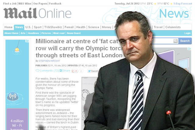 Martin Clarke: 'It's like journalism crack'
