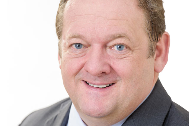 Eric Newnham: chief executive at Talon Outdoor