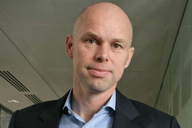 Andrew Morley: becomes CEO of Clear Channel UK