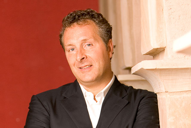 Nick Brien: replaced as chief executive at McCann Worldgroup by Harris Diamond