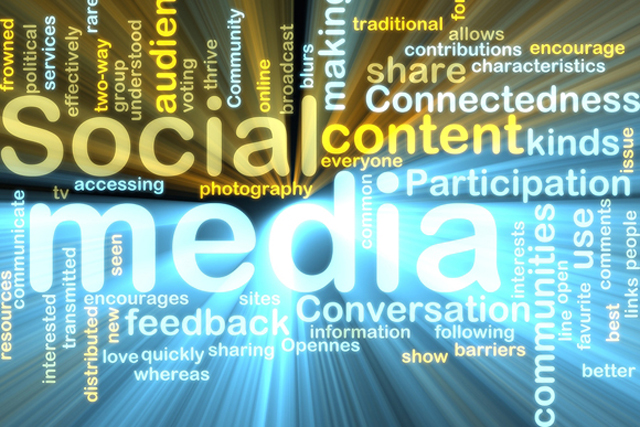 Social media: spending by marketers expected to soar in the next five years