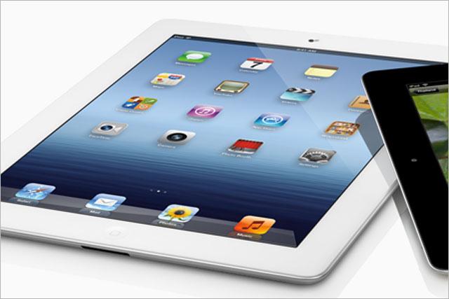 Apple dominates the tablet market