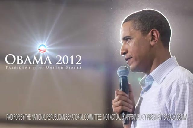 Barack Obama: US president launches his 2012 re-election campaign