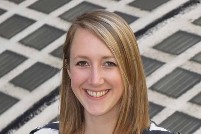 Adele Meer, planner, AIS London