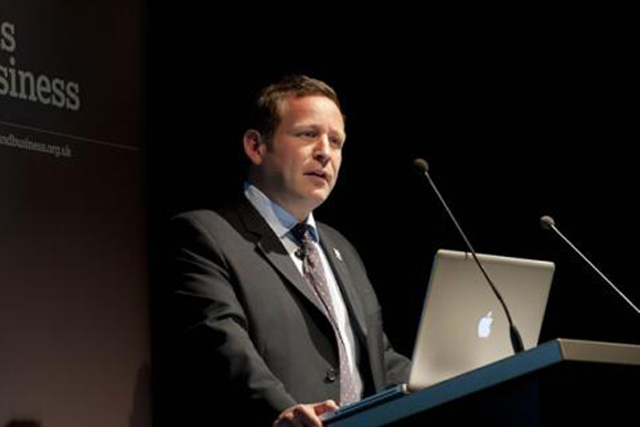 Ed Vaisey MP: Ed Vaisey MP: 'lightly regulated internet is good for business'