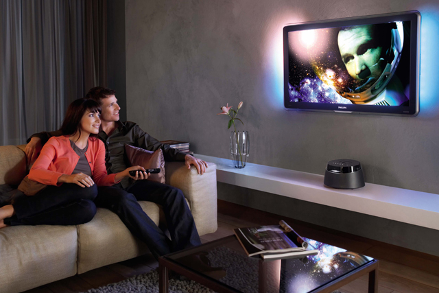 Connected TV will become an important part of the living room