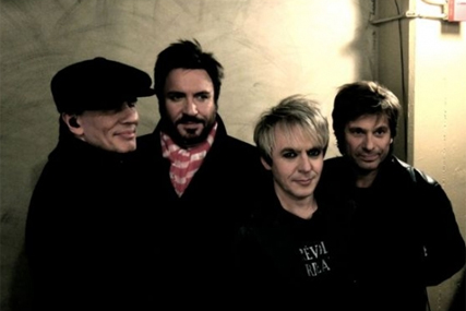 Duran Duran, who helped launch Vevo UK at MediaCom's offices in January