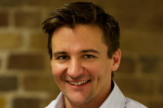Rupert Pratt, managing director, Generate