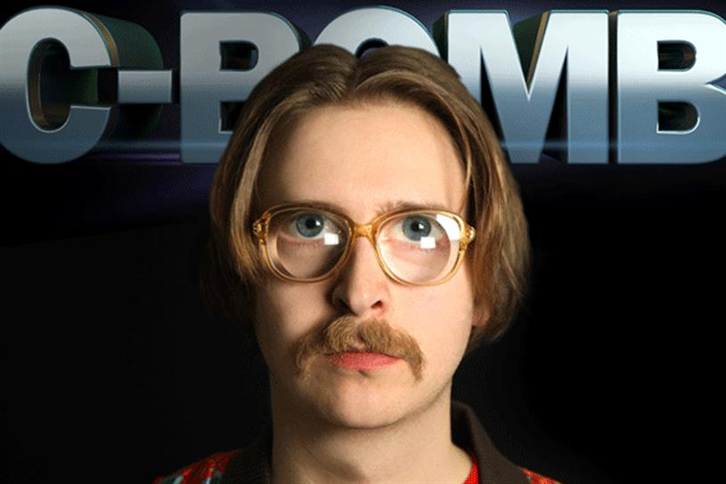 C-Bomb: starring YouTube's Rob Madin